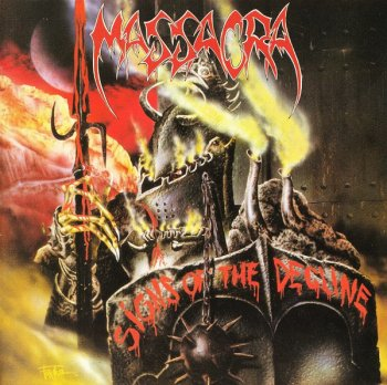 Massacra - Signs Of The Decline (1992)