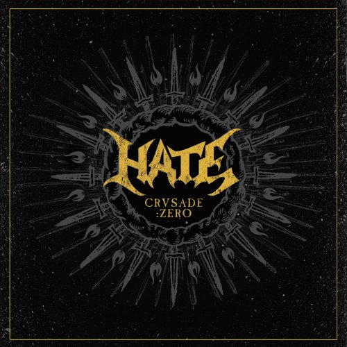 Hate - Crusade: Zero [Limited Edition] (2015)