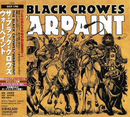 The Black Crowes - Warpaint (2008) [Japan Edit.]