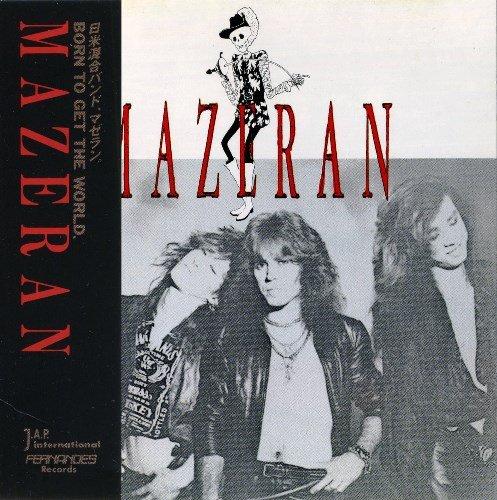 Mazeran - Mazeran (1989) [Japan Press]
