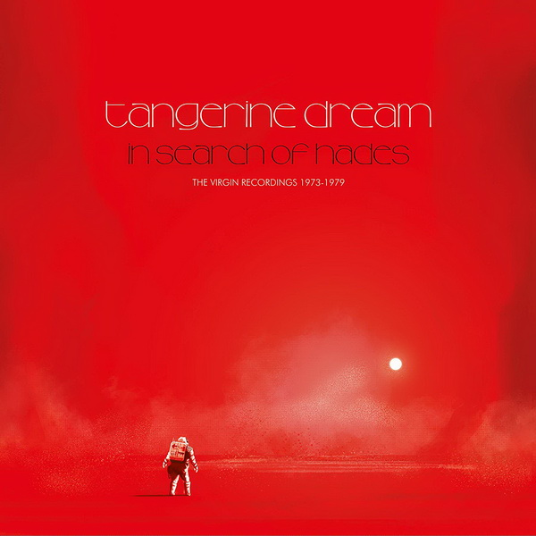 Tangerine Dream: 2019 In Search Of Hades / 16CD + 2 Blu-ray Box Set Universal Music