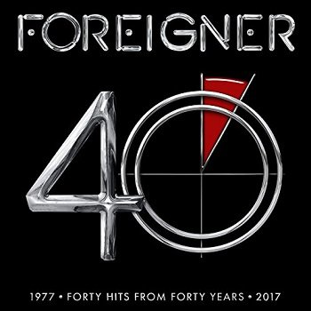 Foreigner - 40 (Digipak Edition) (2017)