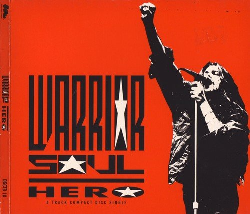 Warrior Soul - Hero (1992) [CDS]