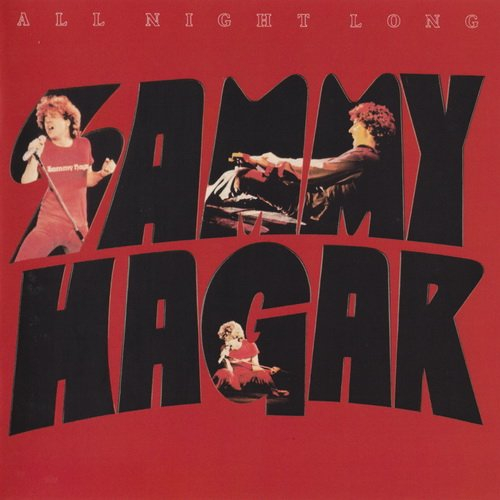 Sammy Hagar - All Night Long (1978) [Reissue 2006]