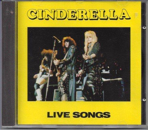 Cinderella - Live Songs (1991) [Bootleg]