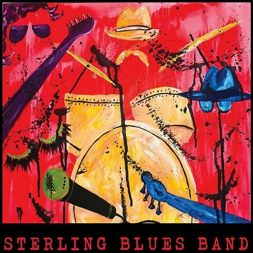Sterling Blues Band - Sterling Blues Band (2019)