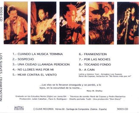 Los Suaves - Frankenstein (1984) [Reissue 1995]