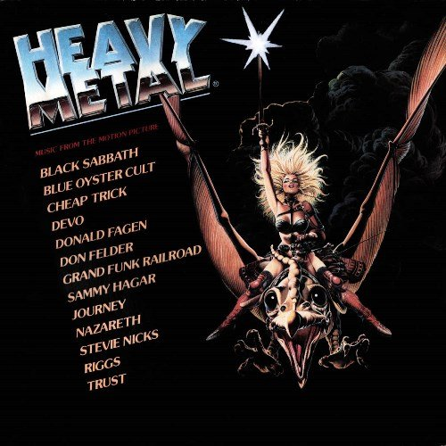 VA -  Heavy Metal: Music From The Motion Picture (1981) [Vinyl Rip 24/96]