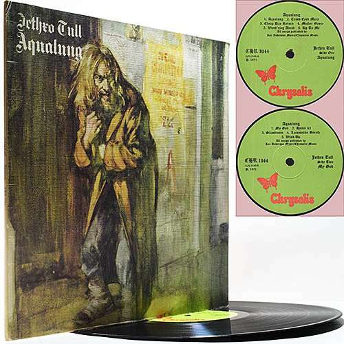 Jethro Tull - Aqualung (1971) (Vinyl)