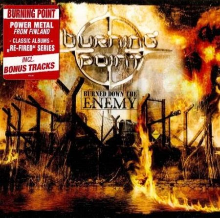 Burning Point - Discography (2001-2016)