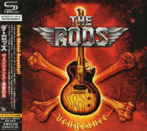 The Rods - Vengeance [Japanese Edition] (2011)