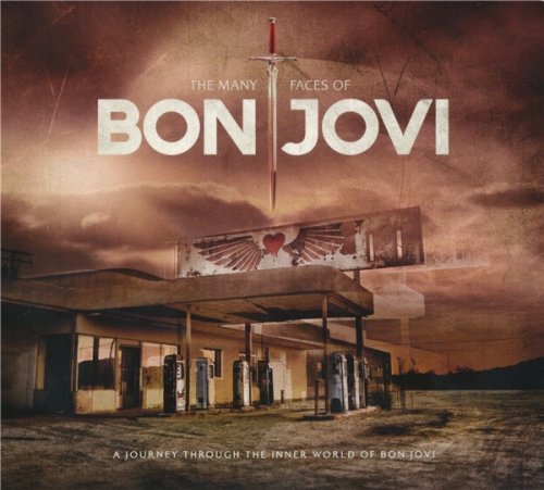 VA - The Many Faces Of Bon Jovi - A Journey Through The Inner World Of Bon Jovi (3 CD Set 2018)