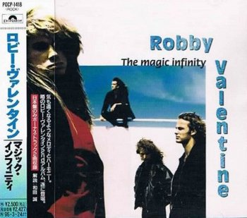 Robby Valentine - The Magic Infinity (1993)
