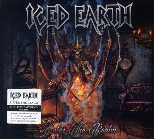 Iced Earth - Enter The Realm [EP] (2019)