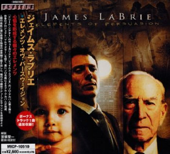 James LaBrie - Elements Of Persuasion (Japan Edition) (2005)