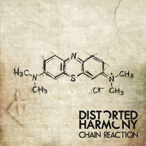 Distorted Harmony - Chain Reaction (2014)