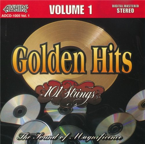 101 Strings Orchestra -  Golden Hits: The Sound Of Magnificence Vol.1&2 (1993)