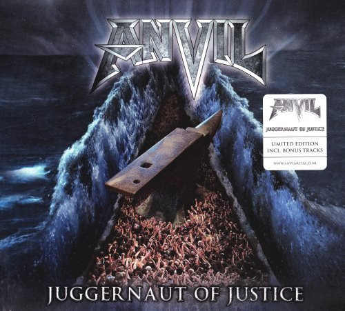 Anvil - Juggernaut Of Justice [Limited Edition] (2011)