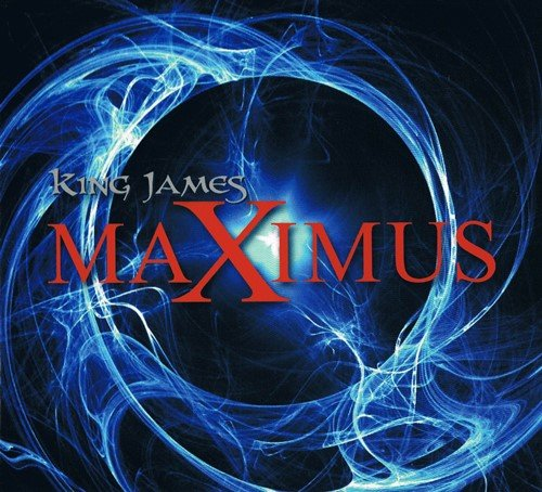 King James - Maximus (2013) [Reissue 2016]