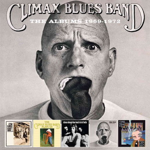 Climax Blues Band: 2019 The Albums 1969-1972/1973-1976 - 5CD/4CD Box Set Esoteric Records