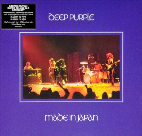Deep Purple - Made In Japan (1972) [9xLP Box Set Deluxe Edit. 2014 / Vinyl Rip 24/96]