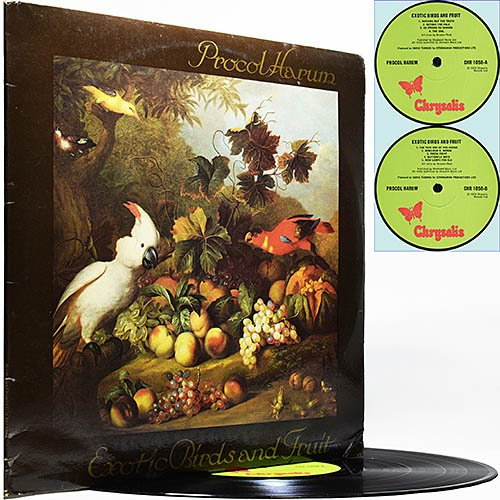 Procol Harum - Exotic Birds and Fruit (1974) (Vinyl)