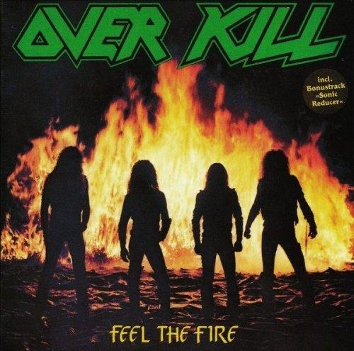 Overkill - Feel The Fire (1985) [Vinyl Rip 24/96]