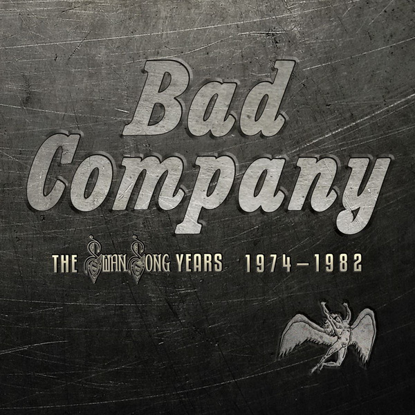 Bad Company: 2019 The Swan Song Years 1974-1982 / 6CD Box Set Rhino Records