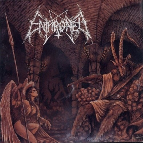 Enthroned (Bel) - Towards the Skullthrone of Satan (1997)