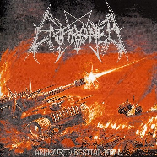 Enthroned (Bel) - Armoured Bestial Hell (2001)
