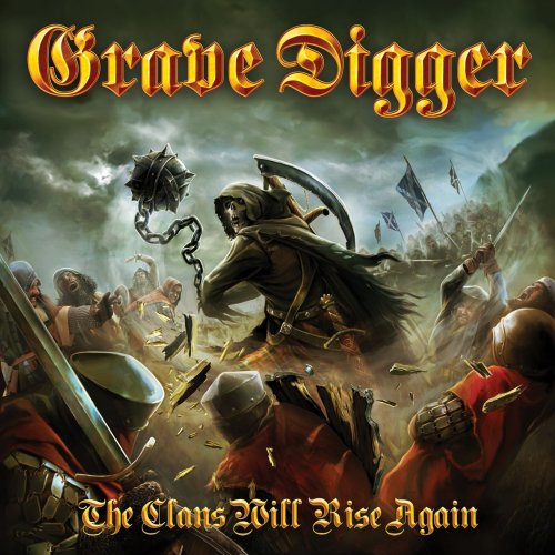 Grave Digger - The Clans Will Rise Again (2010)