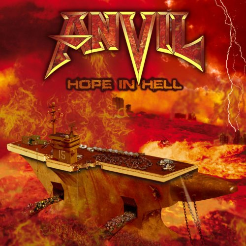 Anvil - Hope In Hell [Limited Edition] (2013)