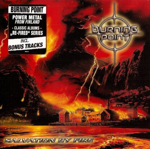 Burning Point - Salvation By Fire (2001) [2015]
