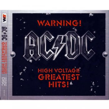 AC-DC - High Voltage-Greatest Hits (2CD) (2008)