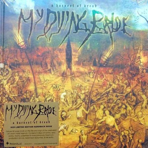 My Dying Bride - A Harvest of Dread (5CD Box-set Compilation) 2019