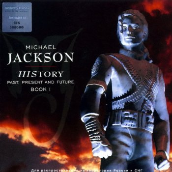 Michael Jackson - HIStory: Past, Present and Future Book I (2CD) (1995)