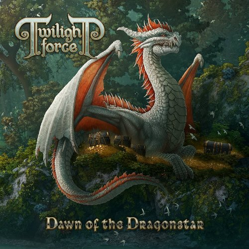 Twilight Force - Dawn Of The Dragonstar [WEB] (2019)