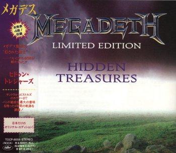 Megadeth - Hidden Treasures (1995)