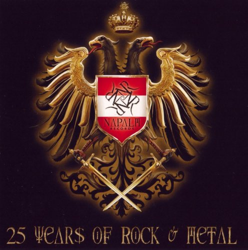 VA [Various Artists] - 25 Years Of Rock & Metal (2018)