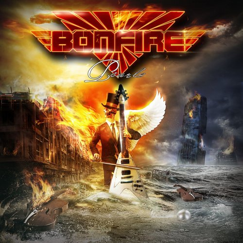 Bonfire - Pearls [2CD] (2016)