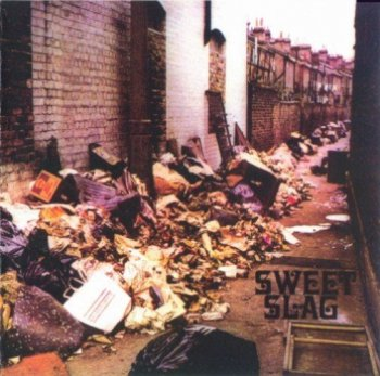 Sweet Slag - Tracking With Close Ups  (1971) (Reissue, 2004)