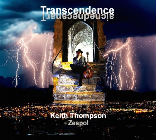 Keith Thompson Band - Transcendence (2019)
