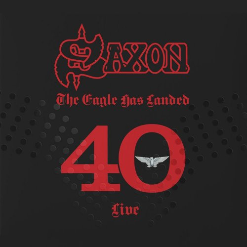 Saxon - The Eagle Has Landed 40: Live [3CD] (2019)