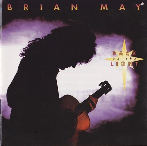 Brian May - Back To The Light (1992) [Canadian / US Version 1993]