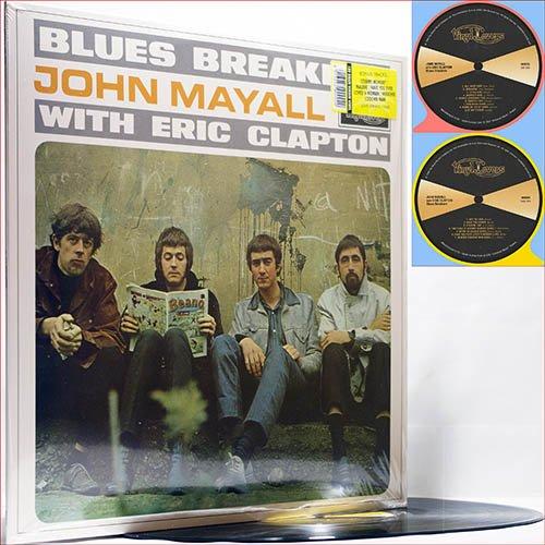 John Mayall - Blues Breakers with Eric Clapton (1966) [Vinyl Rip] 180g, 4 bonus tracks