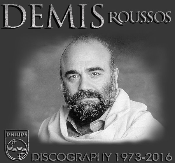 DEMIS ROUSSOS «Discography» (10 x CD • Universal Music B.V. • Issue 2016)