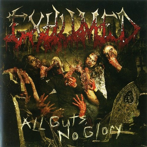 Exhumed - All Guts, No Glory (2011)