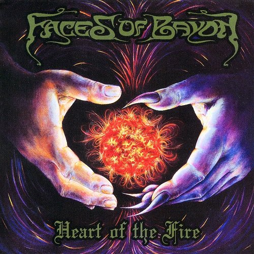 Faces of Bayon - Heart of The Fire (2011)