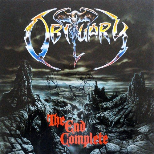Obituary - The End Complete (1992) [Vinyl Rip 24/192]