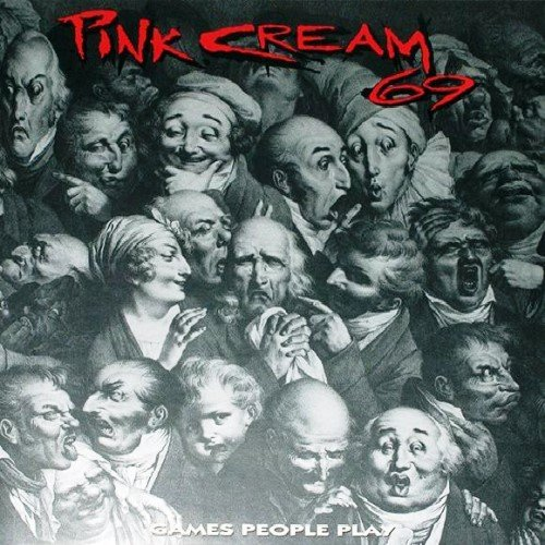 Pink Cream 69 - Games People Play (1993) [Vinyl Rip 24/96]
